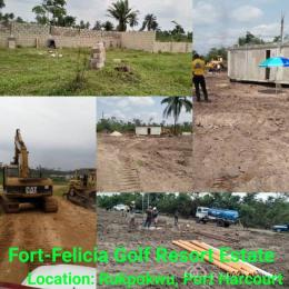 Residential Land Land for sale Sars  Rupkpokwu Port Harcourt Rivers