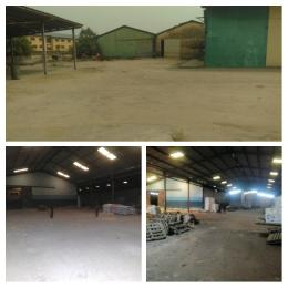 Warehouse Commercial Property for rent off Apapa-Oshodi Expressway by 2nd rainbow bus stop Oshodi Lagos