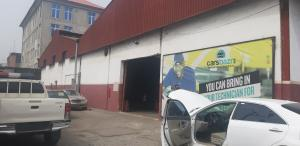 Warehouse Commercial Property for rent Ogba  Industrial area Ogba Industrial Ogba Lagos