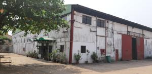 Warehouse Commercial Property for rent Campbell street  Osolo way Isolo Lagos