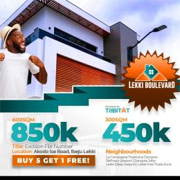 Mixed   Use Land Land for sale Champagne Tropicana Akodo Ise Ibeju-Lekki Lagos