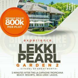 Serviced Residential Land Land for sale Folu Ise Ibeju lekki LaCampaigne Tropicana Ibeju-Lekki Lagos
