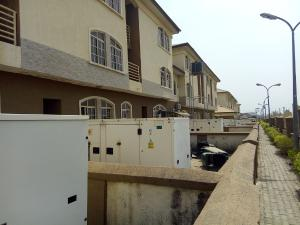 4 bedroom Terraced Duplex House for sale By Living Faith Church Katampe Main Abuja
