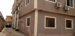 Blocks of Flats House for rent scheme one estate oko oba.  Oko oba Agege Lagos