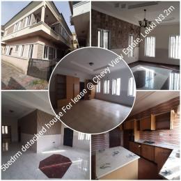 House for rent Chevy View estate, LEKKI chevron Lekki Lagos