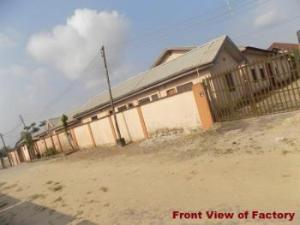 Factory Commercial Property for sale Kajola Sangotedo Ajah Lagos