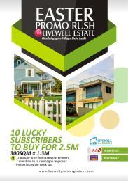 Residential Land Land for sale OLOMI Akodo Ise Ibeju-Lekki Lagos