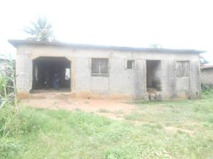 House for sale Ojogbe, General Hospital Road Ikorodu Lagos