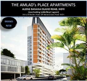 1 bedroom mini flat  Flat / Apartment for sale   ONIKOYI. Banana Island Ikoyi Lagos
