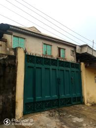 2 bedroom Blocks of Flats House for rent Close to bus stop Agbele Abule Egba Lagos