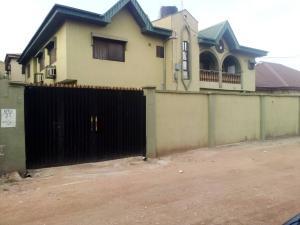 2 bedroom Blocks of Flats House for rent Oparo street via college road ogba fagba. Fagba Agege Lagos