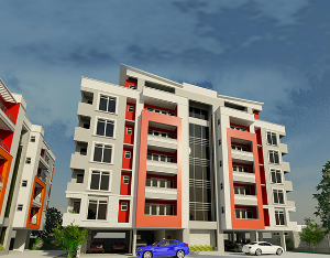 3 bedroom Flat / Apartment for sale PALACE ROAD, OFF FOUR POINT BY SHERATON ONIRU Victoria Island Lagos
