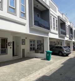 4 bedroom Terraced Duplex House for rent Orchid Lekki second Toll Gate Ikota Lekki Lagos
