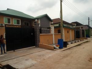 3 bedroom Blocks of Flats House for rent Opic estate GRA via berger isheri North. Isheri North Ojodu Lagos