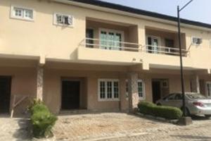 3 bedroom Terraced Duplex House for rent lekki garden ajah lagos Lekki Gardens estate Ajah Lagos