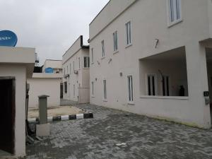 4 bedroom Terraced Duplex House for rent orchid road by second toll gate chevron Lekki Lagos