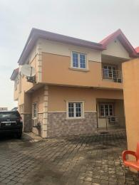 4 bedroom Semi Detached Duplex House for sale AROWOJOBE estate Maryland Ikeja Lagos