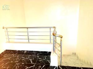 4 bedroom Semi Detached Duplex House for rent By lekki conservation centre Road Before second toll gate  Lekki Lagos