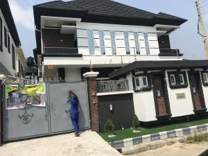 4 bedroom Semi Detached Duplex House for rent , Oral Estate Lekki Lagos