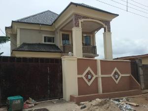 4 bedroom Duplex for sale moshalashi Egan Ikotun/Igando Lagos