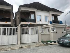 4 bedroom House for rent lafiaji   Lekki Lagos - 0