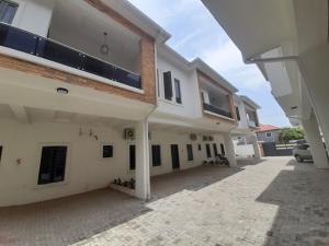 4 bedroom Terraced Duplex House for rent lafiaji lekki Lekki Lagos