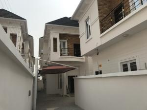 4 bedroom Semi Detached Duplex House for sale lafiaji, Lekki Lagos