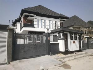 4 bedroom Semi Detached Duplex House for sale oral estate lekki Oral Estate Lekki Lagos
