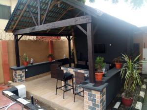 4 bedroom Semi Detached Duplex House for shortlet OMODARA STREET Opebi Ikeja Lagos