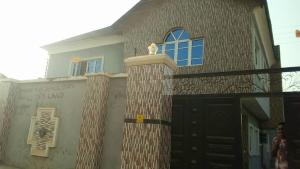 4 bedroom Terraced Duplex House for rent Power house junction, Iwo road ojo expressway ibadan. Ojoo Ibadan Oyo