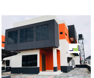5 bedroom House for sale MEGAMOUND ESTATE Ikota Lekki Lagos