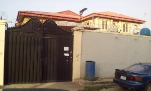 5 bedroom House for sale Man city  Ago palace Okota Lagos