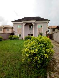 5 bedroom Detached Duplex House for sale Bayo Street Ago palace Okota Lagos