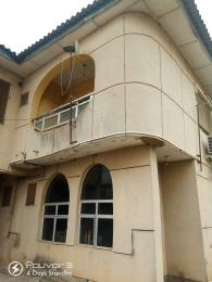 2 bedroom Blocks of Flats House for rent Along tarred road Olaniyi street New Oko Oba Ojokoro Abule Egba Lagos
