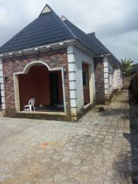 3 bedroom Detached Bungalow House for sale Chokota, Igbo Etche  Port Harcourt Rivers