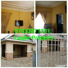 Detached Bungalow House for sale Abuja Lugbe Abuja