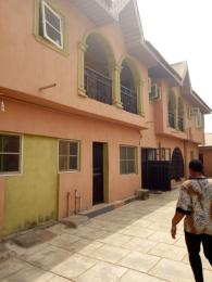2 bedroom Flat / Apartment for rent adeshina close Igando Ikotun/Igando Lagos