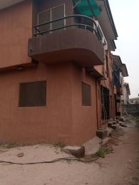 3 bedroom Blocks of Flats House for sale Deleorishabe street Ago palace Okota Lagos