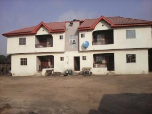 2 bedroom Blocks of Flats House for sale Opposite the Bell's university, ota. Sango Ota Ado Odo/Ota Ogun