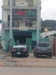 1 bedroom mini flat  Office Space Commercial Property for rent Market b/stop.lpaja. Ipaja road Ipaja Lagos