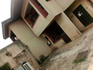 1 bedroom mini flat  Detached Duplex House for sale Aloba street, majiyagbe. Ipaja Ipaja Lagos