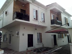 4 bedroom Semi Detached Duplex House for sale ---- Idado Lekki Lagos