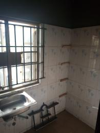 1 bedroom mini flat  Mini flat Flat / Apartment for rent before modupe Ajayi road Ogba Lagos