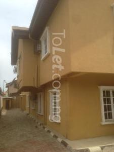 4 bedroom Semi Detached Duplex House for sale Obayan  Akoka Yaba Lagos