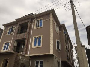 2 bedroom Flat / Apartment for rent Alaka  Abule-Ijesha Yaba Lagos