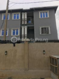 2 bedroom Flat / Apartment for rent Brown  Akoka Yaba Lagos