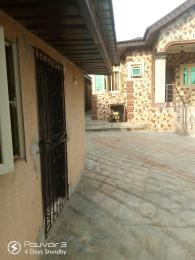 1 bedroom mini flat  Self Contain Flat / Apartment for rent Inside an estate White house Alagbado Abule Egba Lagos