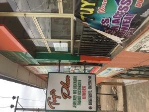 Shop Commercial Property for rent Magboro  Magboro Obafemi Owode Ogun