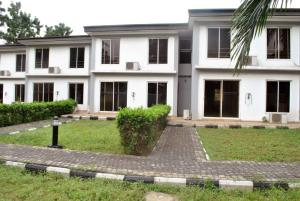10 bedroom Terraced Duplex House for rent Off Isaacson John Ikeja GRA Ikeja Lagos