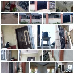 3 bedroom Detached Bungalow House for sale Anglican Road, Eneka Port Harcourt Rivers